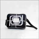 - Design Handbag Mod. 4 black MARA -