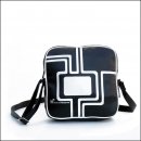 - Design Handbag Mod. 5 black ELLA -